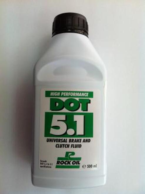 High Performance Brake and Clutch Fluid DOT 5.1