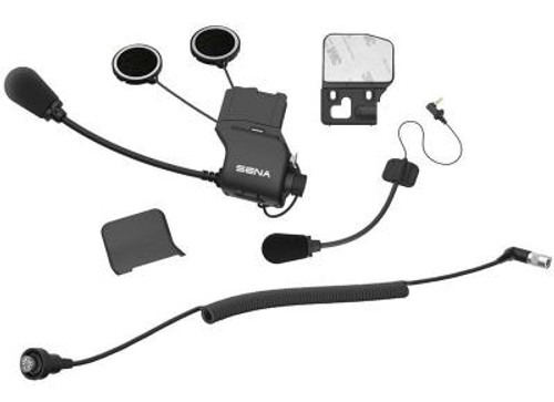 20S helmet clamp kit for CB/audio of Honda Gold Wing