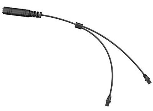 10R earbud adapter split cable