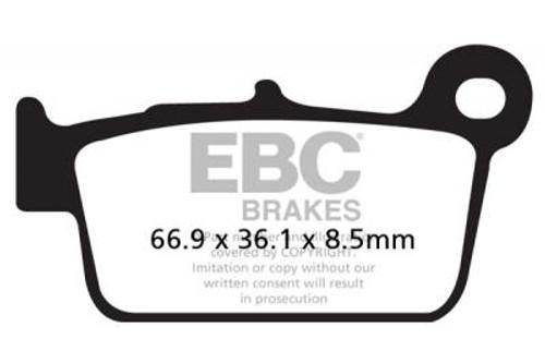 EBC Brake Pads FA367/2R