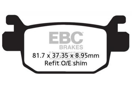 EBC Brake Pads SFA415HH