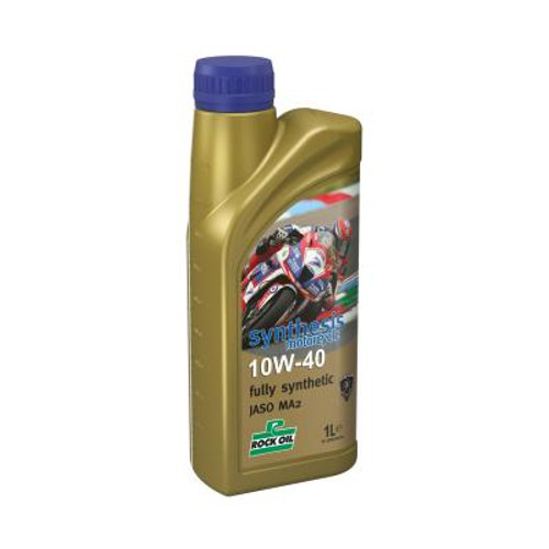 Rock Oil Synthesis Motorcycle 10W40 (1 L.)