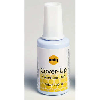 Marbig Cover Up Bottle 20Ml