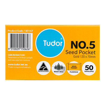 Tudor No. 5 Seed Envelope 500/PK