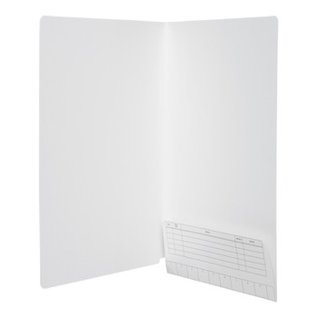 Avery Lateral File 165720 Fullvue Foolscap White 30mm Gusset BX100