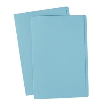 Avery 81582 Manilla Folders Foolscap Light Blue 100 Pack