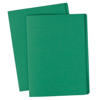 Avery 81532 Manilla Folders Foolscap Green 100 Pack