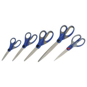 Marbig Comfort Grip Scissors No.5 -135mm ( Hangsell )