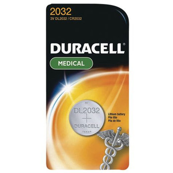 Duracell DL2032, 3 Volt Lithium Battery