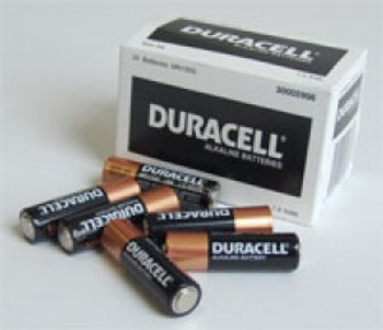 Duracell AA Coppertop box of 24
