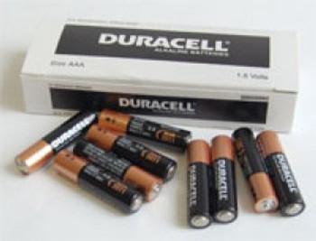 Duracell AAA Bulk Box 24