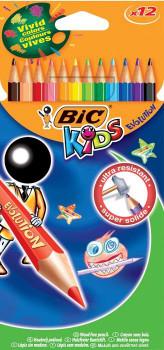 Bic Kids Evolution Colour Pencils PK 12