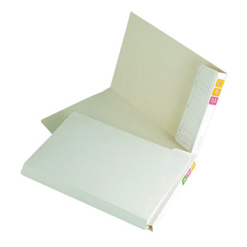 Avery Fullvue White Lateral File with 50mm Gusset