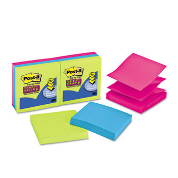 Post-it R330-6SSUC Super Sticky Ultra Pop-Up Notes 76mm x 76mm 6/PK