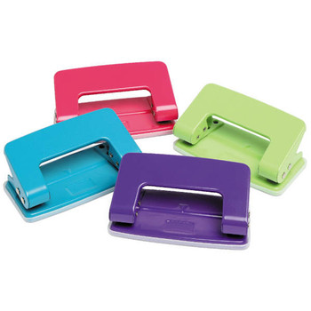 Marbig Student 2 Hole Punch Summer Colours