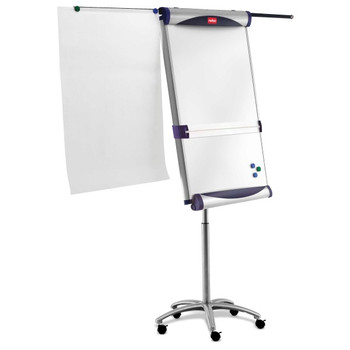 Nobo Piranha Mobile Magnetic Easel 1901920