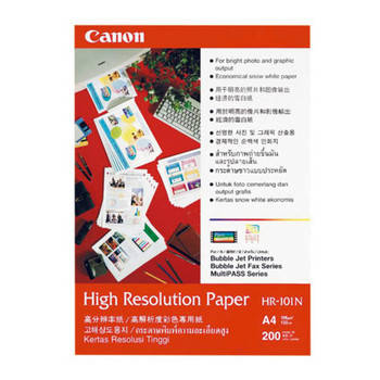 Canon High Resolution Paper A4 200 Sheets 110gsm