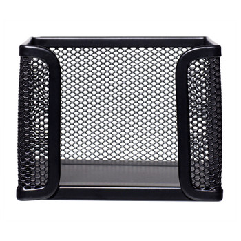 Esselte 47553 Mesh Memo Cube Black