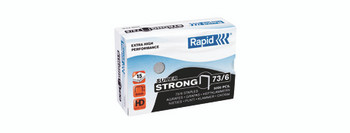 Rapid 73/6mm Staples Box 5000