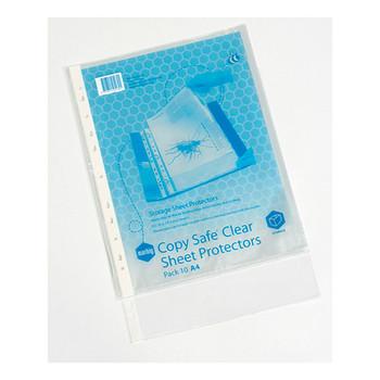 Marbig Copysafe Economy Sheet Protectors Pk/10