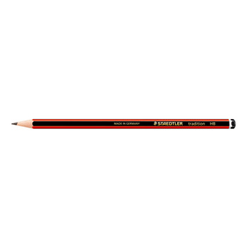 Staedtler Tradition 2B Pencils Pk/12