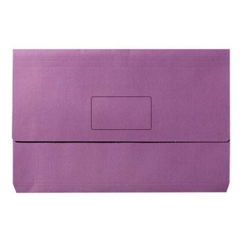 Marbig Slimpick Wallet Purple FC 10/PK