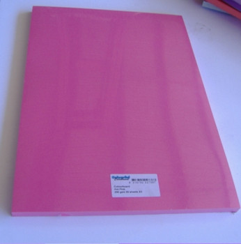 Colourboard Hot Pink A3 297x420mm 50/Pack