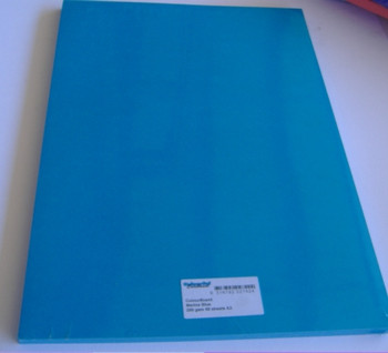 Colourboard Marine Blue A4 210x297mm 50/Pack