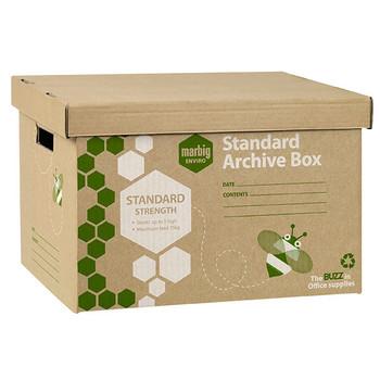 Marbig Enviro Archive Box 5 Pack