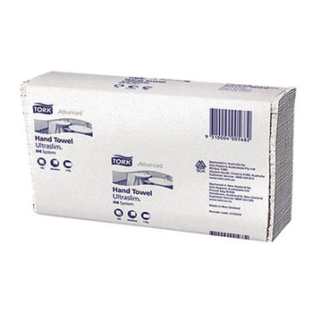 Tork Compatible Advanced Ultraslim Hand Towel 16/Box (H4)