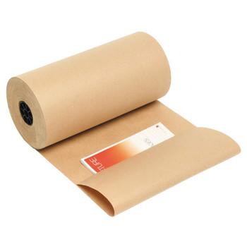 Marbig Enviro Kraft Paper Roll 65gsm - 600mm x 340m