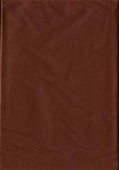 Crepe Paper 500mm x 2.5m 6 Sheets/Pack BROWN
