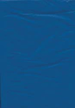 Crepe Paper 500mm x 2.5m 6 Sheets/Pack MID BLUE