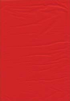 Crepe Paper 500mm x 2.5m 6 Sheets/Pack RED