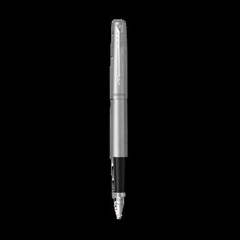 Parker Jotter Stainless Steel Chrome Trim Fountain Pen