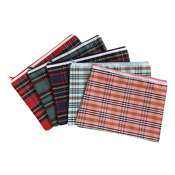 Tartan Pencil Case (Giant) - 345 x 260mm