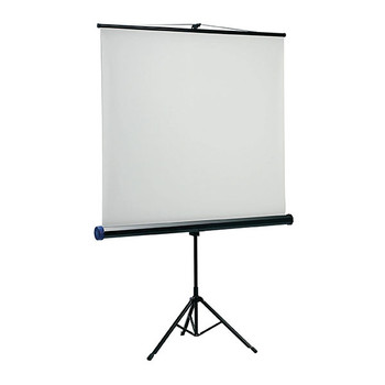 Nobo OHP Tripod Screen 1500x1500