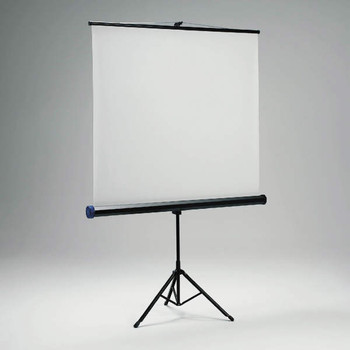 Nobo® OHP Tripod Screen 1750x1750