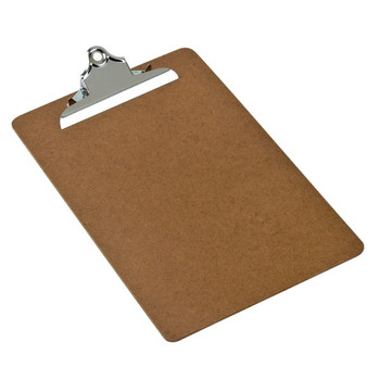 Marbig Masonite Clipboards FC Large Clip