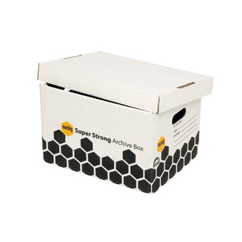 Marbig Strong Archive Box 305W x 400L x 260Hmm