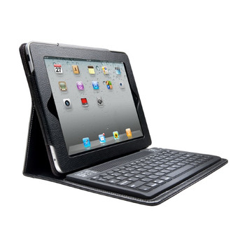 Kensington KeyFolio Bluetooth Keyboard Case Black