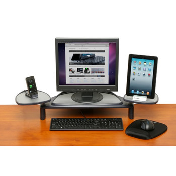 Kensington® Monitor Stand Flat Panel Black Office Group