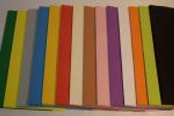 Office Group Cover Paper A4 125gsm 10 Assorted Colours 100/PK