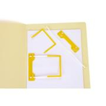 Avery Unitube File Fasteners Non-Adhesive Base 44021 Box of 500
