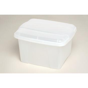 Crystalfile Porta Box Clear 32L 490mm (L) x 400mm (W) x 285mm (H)