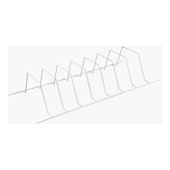Avery White File Rack 750mm x 390mm Straight Edge 40464