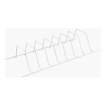 Avery White File Rack 1050mm x 390mm Straight Edge 40462