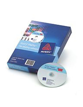 Avery FilePro Lateral Filing Software 11+ User 40002