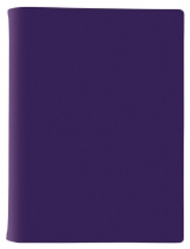 Debden A5 Fashion Compendium Notebook Grape
