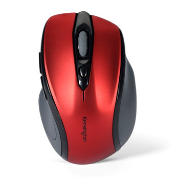 Kensington Pro Fit™ Mid-Size Wireless Mouse Ruby Red